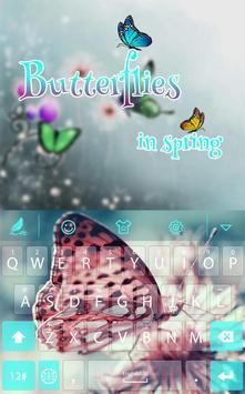 Butterflies for Hitap Keyboard screenshot 1