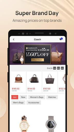 Markavip - Top Brands Sale screenshot 2