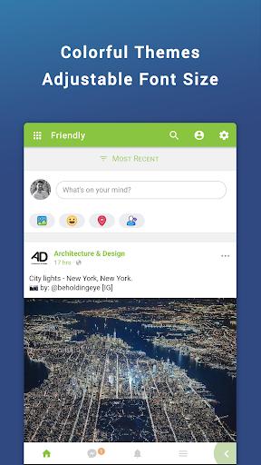 Friendly Social Browser screenshot 3