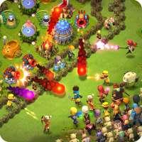 Forest Of Heroes : Clash Of Hero on APKTom