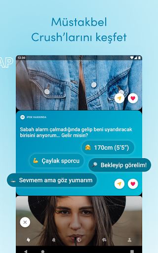 happn – Sohbet, aşk ve buluşma screenshot 11