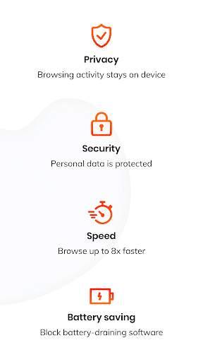 Brave Private Browser: Fast, safe web browser app screenshot 2