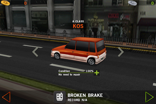 Dr. Driving screenshot 1