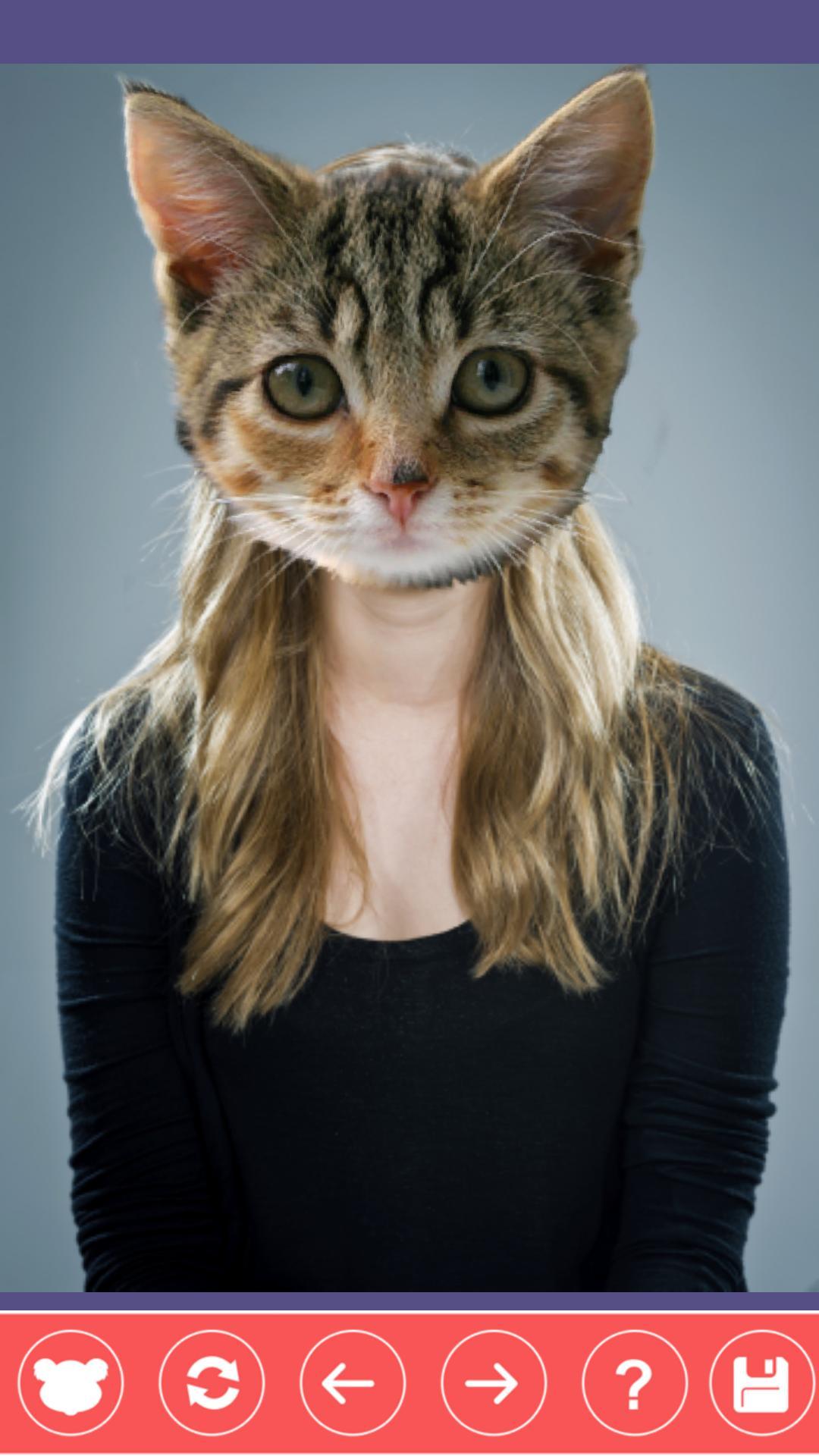 Animal Face Photo screenshot 3