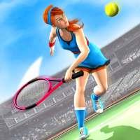 World Tennis Online 3D: Бесплатные Спортивные игры on 9Apps