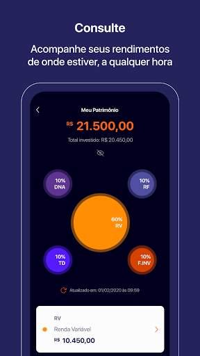 Rico - Investimentos screenshot 4