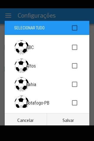 Brasileirão 2020 - Futebol screenshot 3