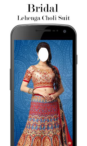 Bridal Lehenga Choli Suit New screenshot 6