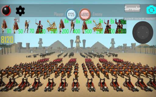 إمبراطورية الرومانية بعثة مصر screenshot 4