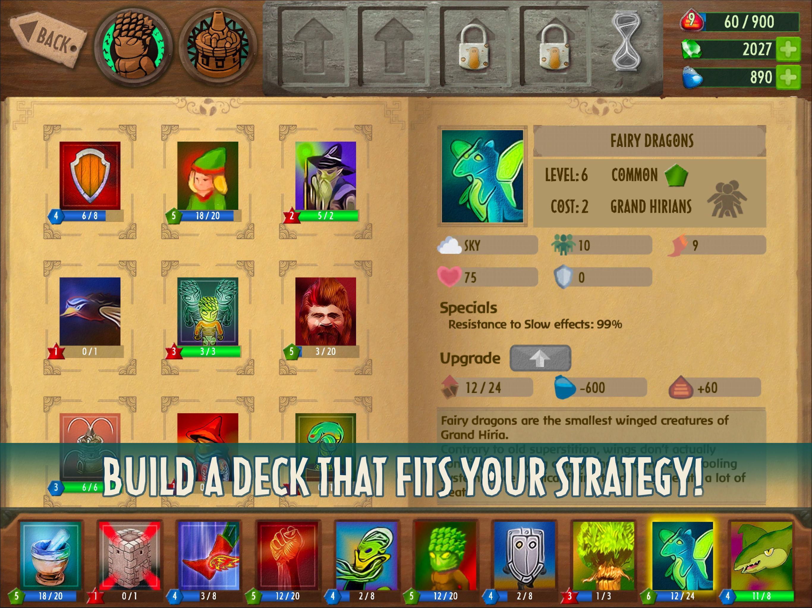 Dash or Defend 7 تصوير الشاشة
