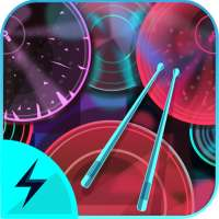Real Electronic Drums on 9Apps