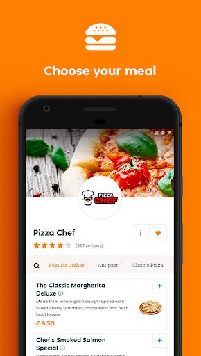 pizza.de | Food Delivery screenshot 3