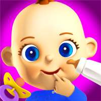 Talking Baby Games with Babsy on APKTom