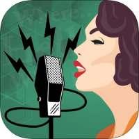 فتاة مغير صوت: مغير صوت مع تأثيرات التطبيق on 9Apps