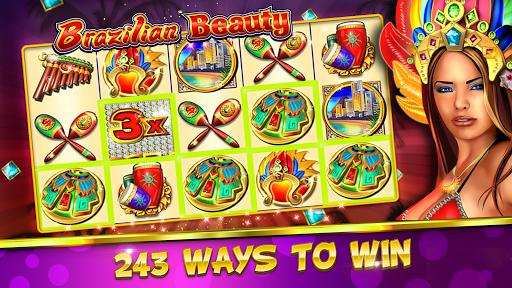ألعاب الكازينو Jackpot Party: الماكينات المجانية 7 تصوير الشاشة