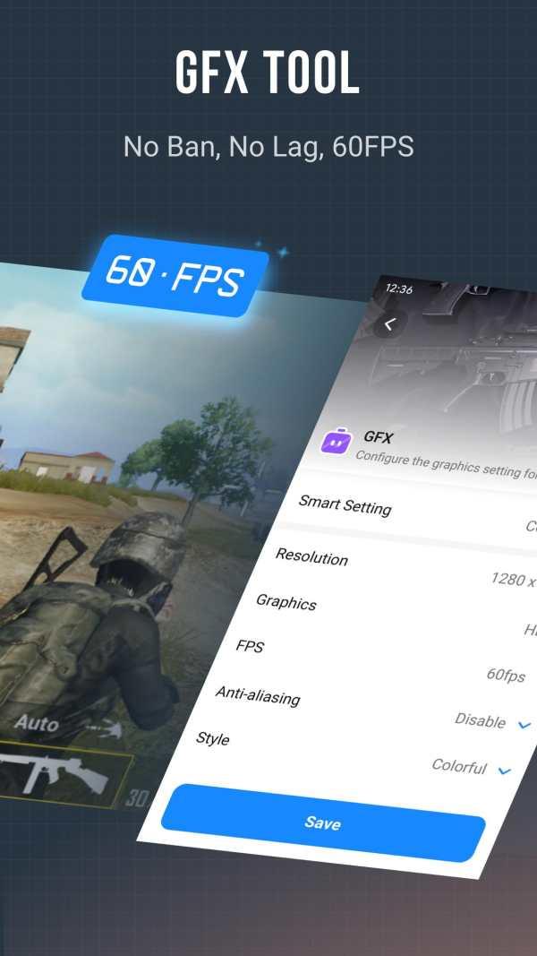 LuluBox - Allow you to unlock all skin of FreeFire screenshot 5