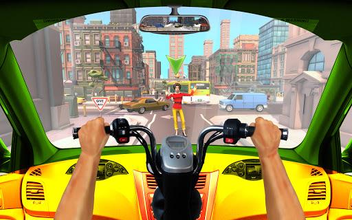 Tuk Tuk Rickshaw: Free Driving Games screenshot 5