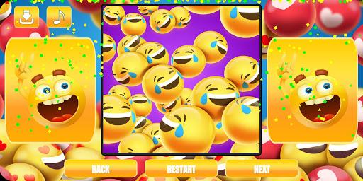 Emoji puzzle 8 تصوير الشاشة