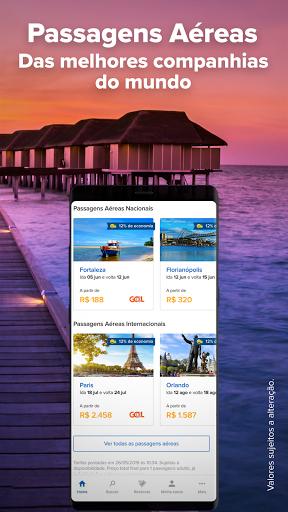 ViajaNet - Passagens aéreas para viajar barato screenshot 3