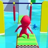 Sea Race 3D - Fun Sports Game Run 3D: Water Subway on 9Apps