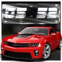 3D Super Cars Clock Wallpaper HD on APKTom