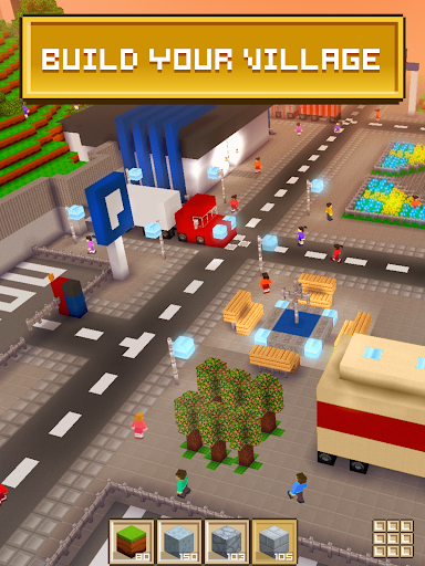 Block Craft 3D: Building Simulator Games For Free screenshot 11