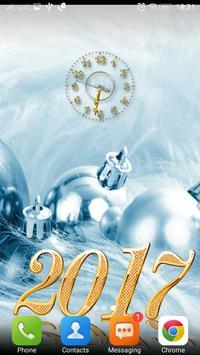 السنة الجديدة على مدار الساعة 5 تصوير الشاشة