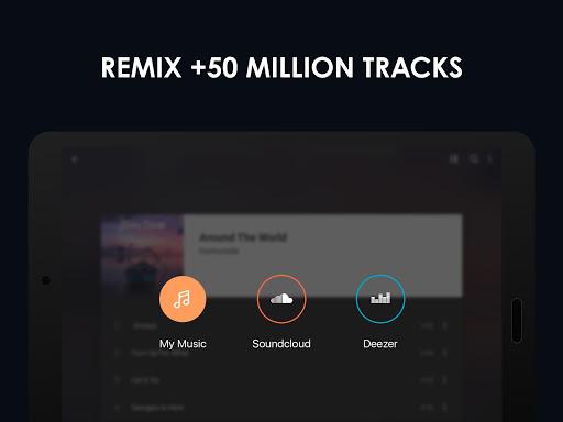 edjing Mix - Free Music DJ app 11 تصوير الشاشة