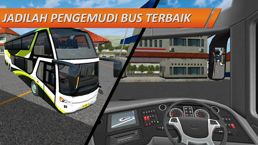 Bus Simulator Indonesia screenshot 1