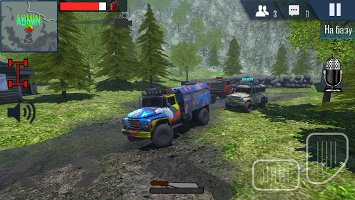 Offroad Simulator Online: 8x8 & 4x4 off road rally screenshot 6