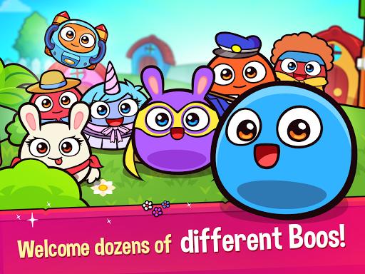 My Boo Town - Cute Monster City Builder screenshot 7