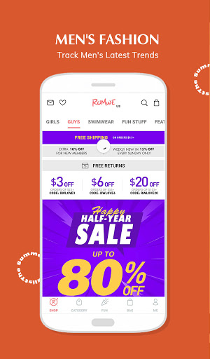 ROMWE -Online Fashion Store screenshot 6