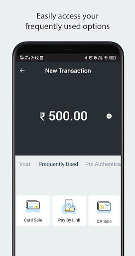Mswipe Merchant App screenshot 4