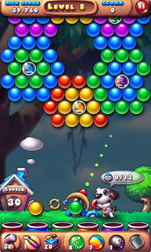 Bubble Bird Rescue screenshot 3