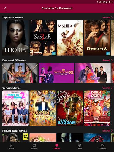 JioCinema: Movies TV Originals screenshot 9