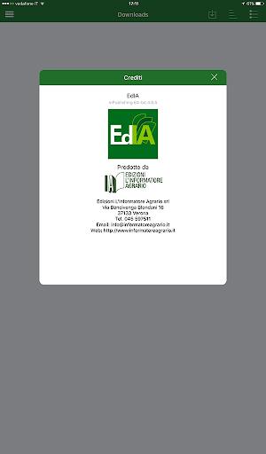 EdIA Edicola 2 تصوير الشاشة