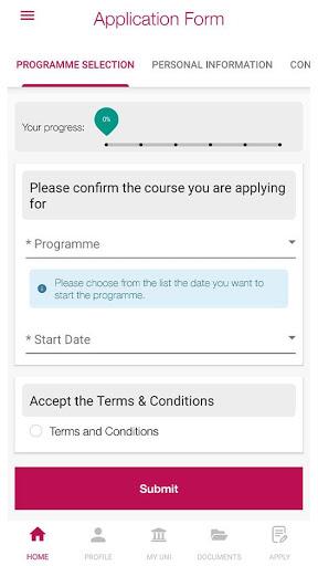 Unicaf | UK University Degree Scholarships screenshot 4