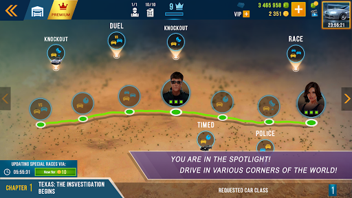 CarX Highway Racing 4 تصوير الشاشة