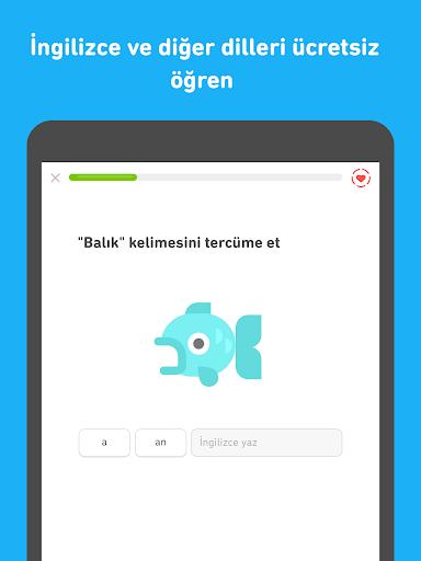 Duolingo'yla Bedava İngilizce screenshot 8