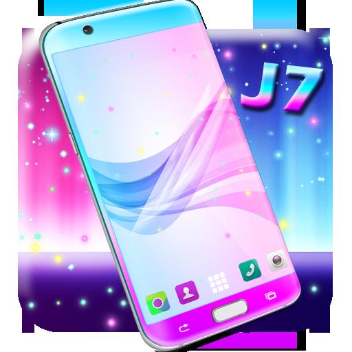 Live wallpaper for Galaxy J7 أيقونة