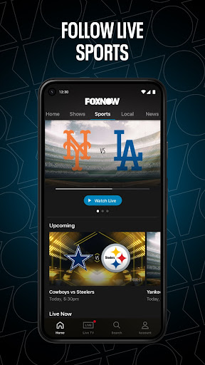 FOX NOW: Watch Live & On Demand TV & Stream Sports screenshot 6