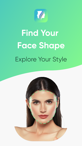 HiFace - Face Shape Detector, Makeup try on, Style screenshot 1
