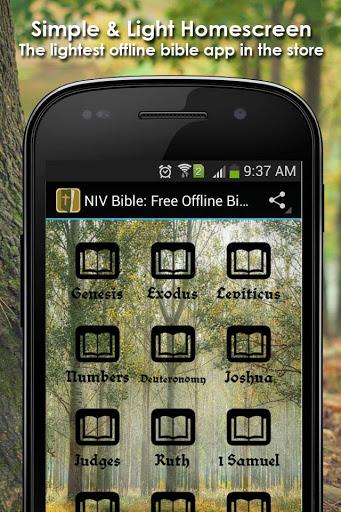 The Holy Bible : Free Offline Bible screenshot 7