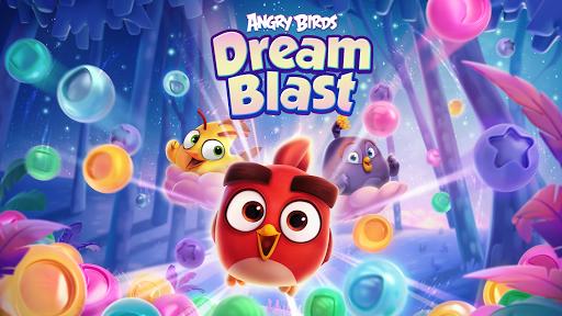 Angry Birds Dream Blast 5 تصوير الشاشة