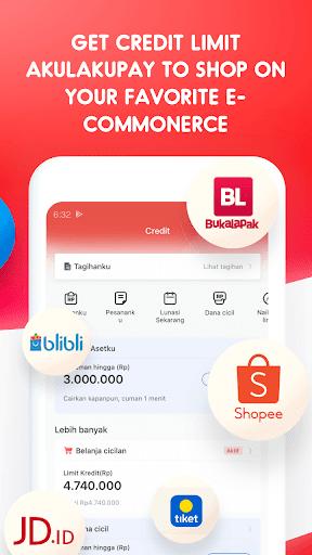 Akulaku — Shop On Installment Without Credit Card 5 تصوير الشاشة