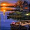 Sunset Live Wallpaper أيقونة