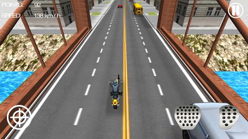 Moto Shooter 3D स्क्रीनशॉट 3