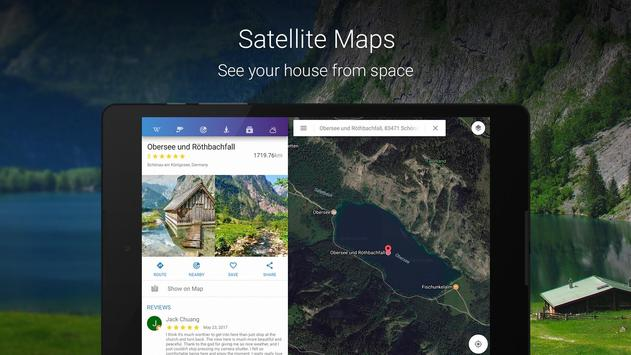 Maps & GPS Navigation: Find your route easily! screenshot 15