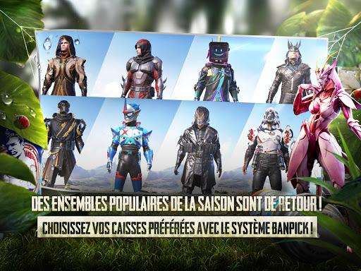 PUBG MOBILE: Traversée screenshot 11
