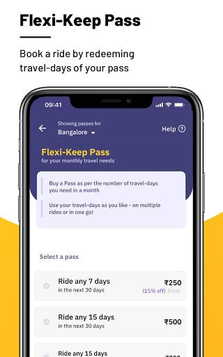 VOGO -Scooter & Bike Rental App | Rent.Ride.Return 4 تصوير الشاشة